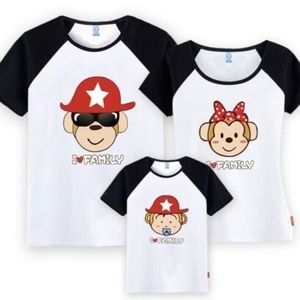 Other - Cute Family T shirts Bundle TEE